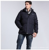 90% Down Jacket  Plus size XXXXL XXXL XXL XL Red Army Green Black Down & Parkas Men Snow wear Winter New 2013 Free shipping