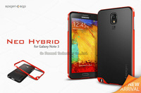 Hot sell High Quality New Bumblebee SGP NEO Hybrid Cover Case for Samsung Galaxy Note 3 III N9000 Wholesale300pcs/lot