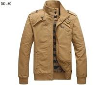 Brand New Style Autumn & Winter coats & jackets XXXL Plus Size Men Cotton Warm Overcoat Good Quality Fall Long Sleeve Outwear