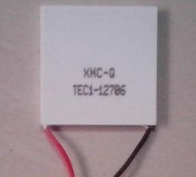 5pcs/lot TEC1-12706 Thermoelectric Cooler Peltier 12V 6A 40x40mm TEC Module Free Ship(China (Mainland))