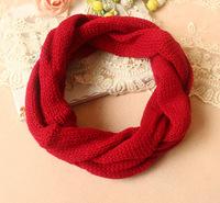 New winter selling scarf twist lap wool scarfFree shipping