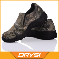 2013 Newest bionic camouflage outdoor sports casual shoes/Men's professional outdoor fishing  hunting shoes Free Shipping