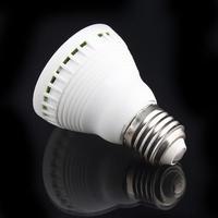 1pcs E27 50 LED 220V 2.5W Cool Cold White Spot Light Lamp Bulb Spotlight Hot!