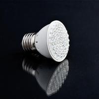 10 pcs Hot 1.9W 220V 38 LED E27 White lighting LED Energy Saving Light Bulb lamp