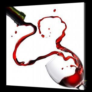 Verre peinture l 39 huile abstraite promotion achetez des verre peinture - Skinglass toile de verre ...