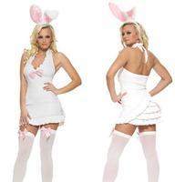 Halloween cos lady rabbit costume rabbit female clothes ktv princess clothes ds costume