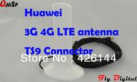 Original Huawei 3G 4G LTE antenna E392 E587 E589 antenna terminal antenna TS9 Connector