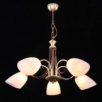 Modern brief pendant light simple european pendant light bedroom 16012 - 5