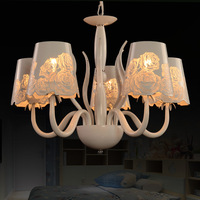 Modern brief cutout rose lamp cover style pendant light lamps r0126