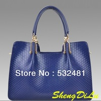 Fashion Guaranteed geniune leather bag for women cowhide women totes Hot sale and Free shipping high quality brand handbags 2013