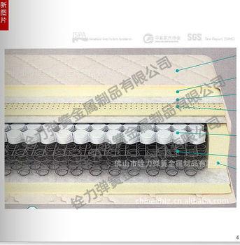 tender luxury fashion spring mattress hm-102
