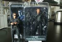 NECA Terminator 2 S3 Series 3 T-800 Cyberdyne Showdown BRAND NEW in box