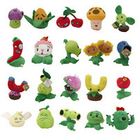 Plants vs . zoombies doll plush toy doll child doll toy plush doll