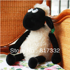 Wholesale cute plush toy lamb Sean, lovely children's toys, birthday gift, free shipping!(China (Mainland))
