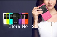 Wholesale 300pcs/lot with retail box S View Open Window Battery Housing Flip leaher Case Cover for Samsung Galaxy Note 3 N9000