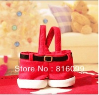 free shipping by EMS! Merry christmas!! New Christmas gift bags wedding holiday new year candy day high quality100pcs