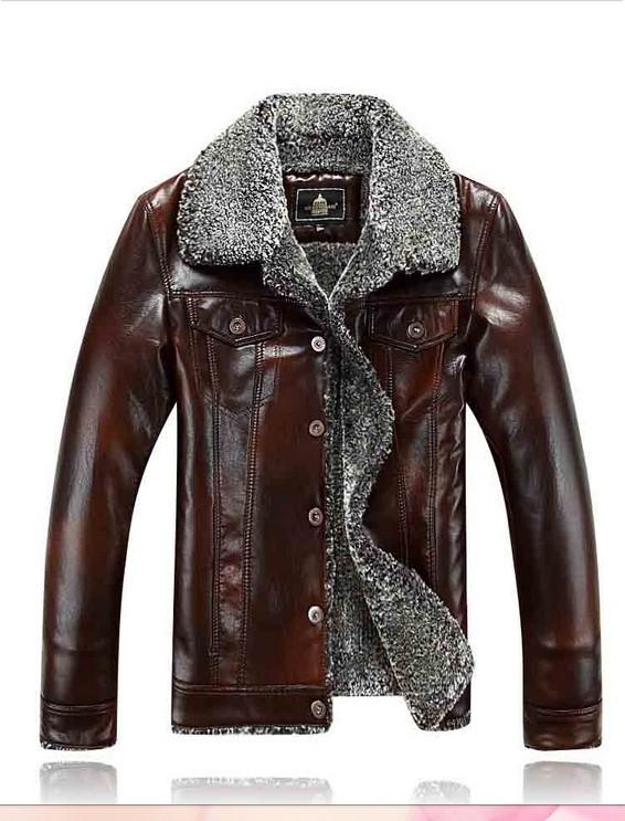 Купить Куртку Кожаную Мужскую Теплую