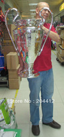 UEFA CHAMPIONS LEAGUE EUROPEAN CUP TROPHY MODEL 1:1 THE BIGGEST SIZE REPLICA 75cm Net Weight 9kg