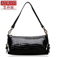2013 women's handbag shoulder bag leather handbag women's messenger bag leopard print women's cowhide handbag