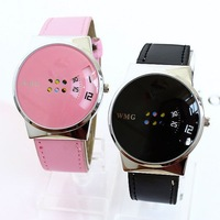 Hot 2013 Style Watches Women Fashion Colorful Vogue Design Quartz Ladies Watch Creative Free Shipping Hot