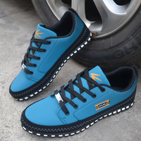 The trend of low men's 2013 male skateboarding shoes fashion male casual shoes