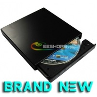 Wholesale New For Sony BC-5500H 3D Blu-Ray Combo Player BD-ROM USB 2.0 Slim External 8X DVD 24X CD RW Burner Drive Free Shipping