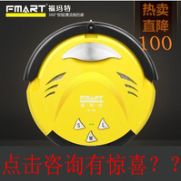 Fmart r-760 household fully-automatic sweeper intelligent robot vacuum cleaner