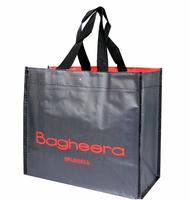 2013 fashion shopping bag eco-friendly bag knitted bag folding