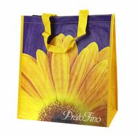 2012 shopping bag eco-friendly bag waterproof folding knitted bag fashion