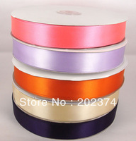 "1/4"" 6mm*100yards/lot  Encryption ribbon DIY flower,  wedding gift decoration, Gift packaging , free shipping"