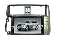 "Free shipping!! 8"" android4.0, 2 din 3G wifi Car DVD GPS special for TOYOTA PRADO 2010-"