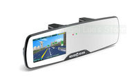 Rear view mirror Car DVR Full HD 1080P+Night Vision+2.7 Screen Car Camcorder Vehicel video recorder G300