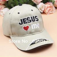Free shipping Jesus Crist hat Christianity gifts  Sun helmet cross  dress Christmas accessories The farmer cap Decoration