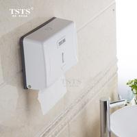 Bathroom paper towel holder waterproof large paper towel box pumping tissue box toilet paper box