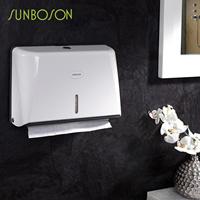 Sunboson plastic paper towel box pumping paper box tissue box hanging paper towel holder paper towel holder