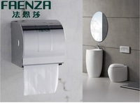Guanchong fully enclosed common 304 thickening stainless steel tissue box toilet paper box paper towel holder