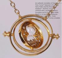 Min.order is $15 (mix order)-Harry Potter Time Converter Time-Turner Necklace Horcrux-taobao