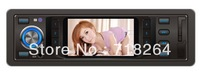 wholesale!detachable panel ,3 inch lcd 1 din car DVD/CD/MP4/MP5/MP3 Player,MP5 receiver
