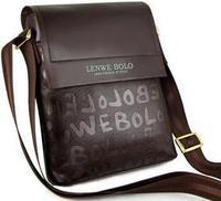 Hot Selling Free Shipping Men Bags Fashion Shoulder Bag Briefcase Messenger Bag Men' Leather Casual Bag Z926