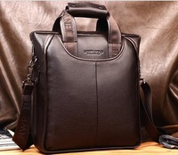 NEW Brand 100% GENUINE LEATHER Cowhide Leather Shoulder Bag Leisure Men's Handbags Business Messenger Bags ,FREE SHIPPING Z928