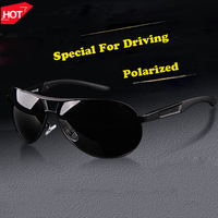 Oculos de sol Polarized Men Aviator Sunglasses Riding Brand Quality Cycling Sun Glasses With Box 5 Color Free Shipping