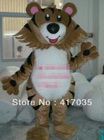 1Pcs Free Shipping to USA Tiger cartoon clothing walking cartoon dolls clothing performance clothing costumes