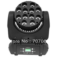 2013 best seller 12*10W RGBWA 5 in 1 beam LED moving head