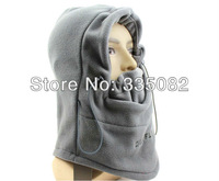 2013 new Outdoor bicycle riding sports hats windproof protected ear winter hat ski warm cap With face mask Free Shipping