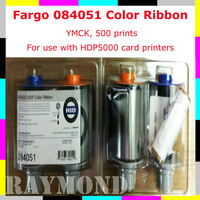 Mix Order , 84051 ribbon 3pcs ,84053 film 2 pcs . EVOLIS PEBBLE4 printer