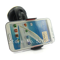 Universal Car Mount GPS Stand Holder Kits Cell Phone FOR SAMSUNG Galaxy Note 2 ii N7100 free shipping