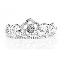 Bridal Crown Married the bride accessories rhinestone wedding accessories crystal noiva