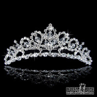 Bridal Crown Ballet bride crystal handmade bride Tiaras diademas coronas bridal accessories noiva