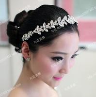 Luxury bride accessories the bride necklace the bride Bridal Crown crystal noiva
