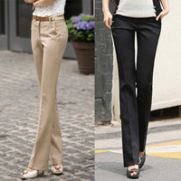2013 suit pants formal slim ol female western-style trousers female trousers female trousers overalls